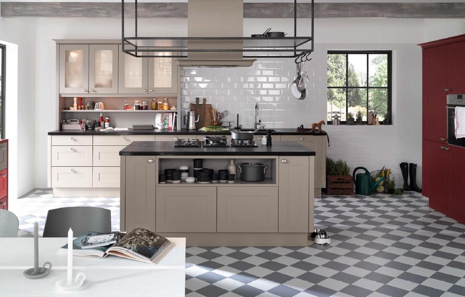 nolte k chen weiss arzberg. Black Bedroom Furniture Sets. Home Design Ideas